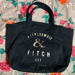 NEW! Abercrombie & Fitch Tote Bag